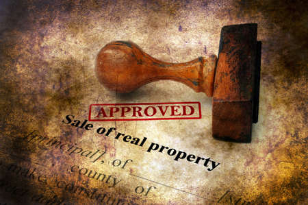 Sale of real property concept approved
