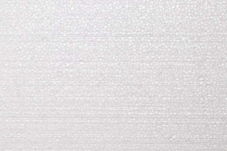 White polystyrene foam,  texture background, Close up. Stock Photo - 98053271