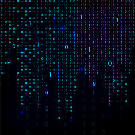 Binary code template design.