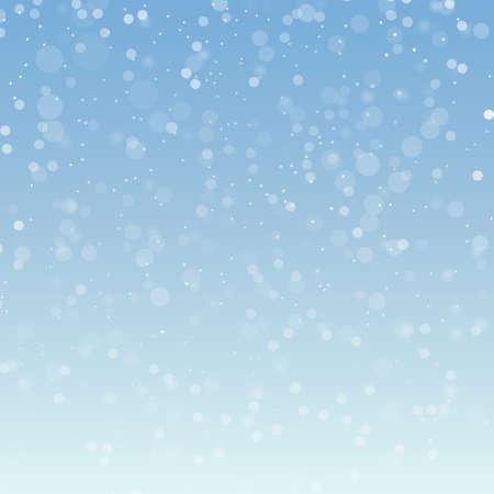 Falling snow pattern.