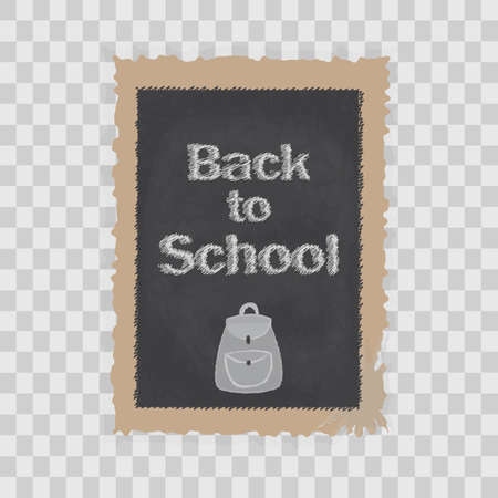 back to school vector background