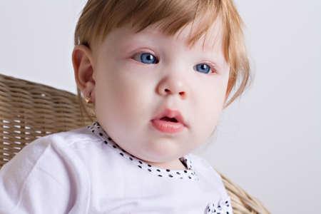 generration: Cute baby girl