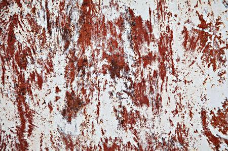 oxidation: Old metal texture