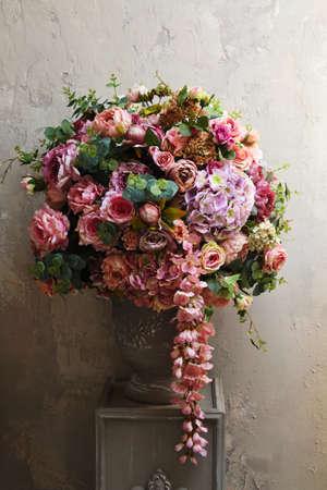 flower arrangement: Flower Arrangement Stock Photo