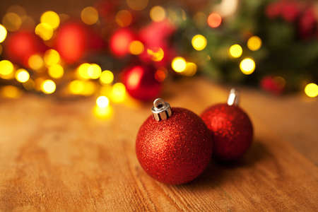 Christmas or new year shiny background