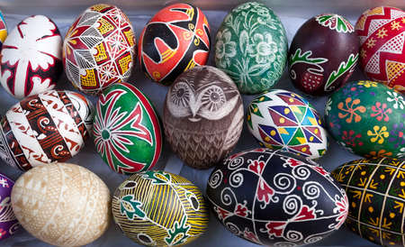 Ukrainian Easter Eggs - pysanky.Handwork photo