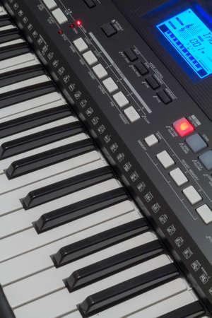 Synthesizer Stock Photo