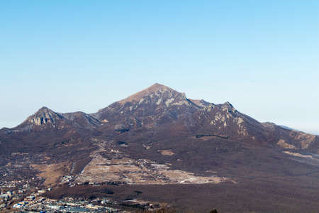 pyatigorsk: Mount Beshtau  Russia, Pyatigorsk
