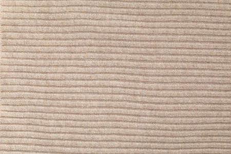 woolen cloth: Blank woolen cloth cream, background