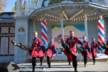 Image result for Russian Cossack Dance men