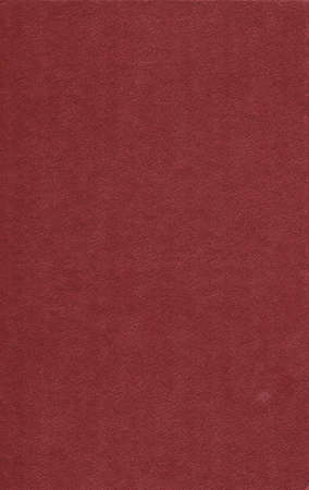 Old red leather book cover. Abstract background