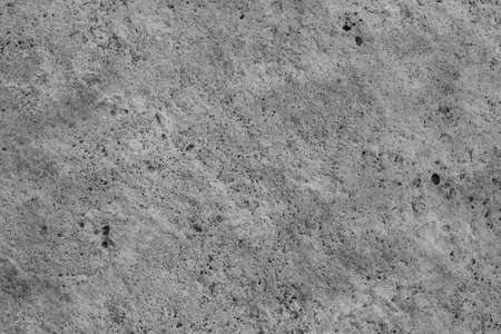 Natural rough stone surface. Black and white image. Background Stok Fotoğraf