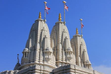Hindu temple Shri Swaminarayan Mandir, Toronto, Canada