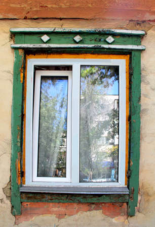 old window  photo