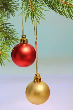 tree balls Christmas Stock Photo - 11690953
