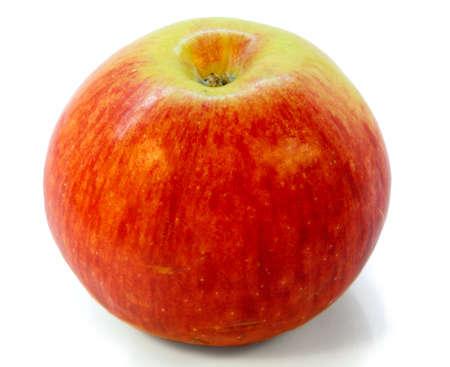 apple isolated Stock Photo