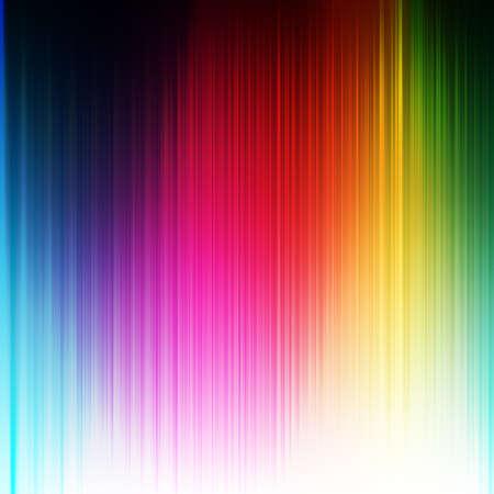 Astratto sfondo colorato incandescente Archivio Fotografico