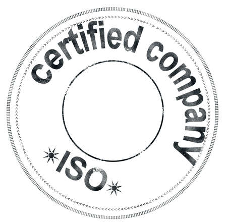 stamp  certified company photo