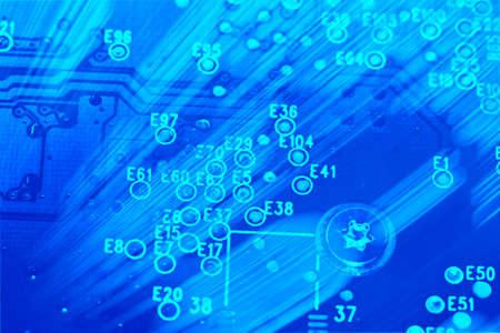 background electronics  equipment  photo