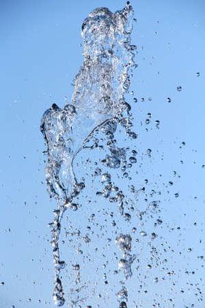 freeze  fountain  photo