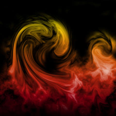 flame as background Stock Photo - 15726060