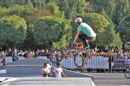 BMX, bici sportiva