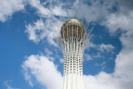 astana: tower Baiterek in Astana