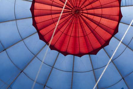 balloon  aerostat inside