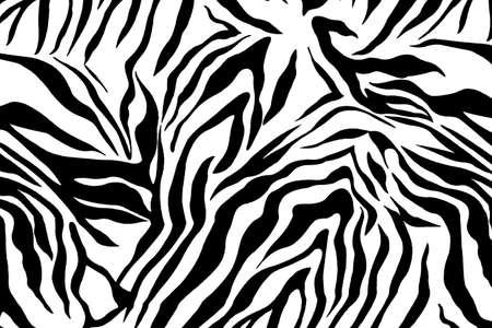 zebra textured  striped