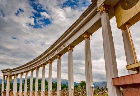 architecture colonnade