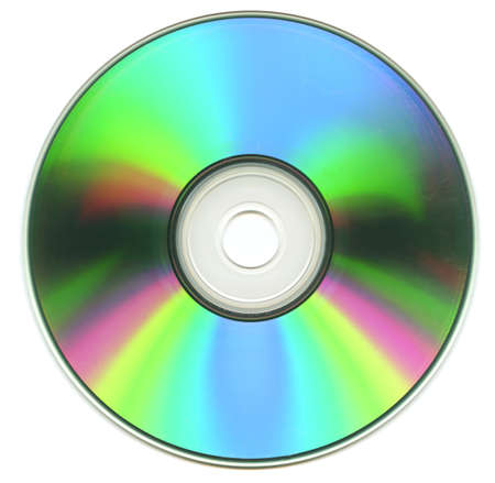 hz: disc cd dvd disk Stock Photo