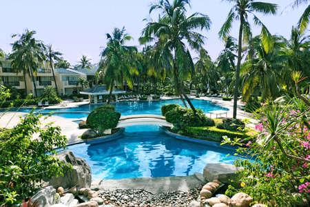 Spa Hotel swimmin piscina
