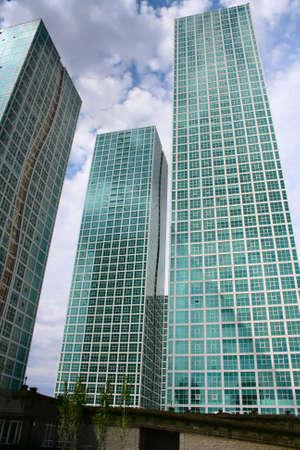 skyscraper building in Astana Kazakhstan