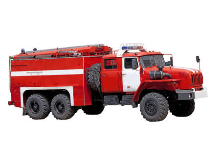 engine: fire engine