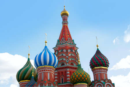 St. Basils Cathedral kremlin  church