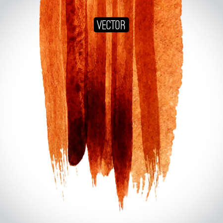 Abstract vector aquarel achtergrond.