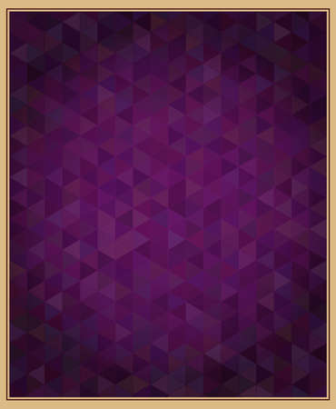 Vector abstract background. Geometric texture. Vector