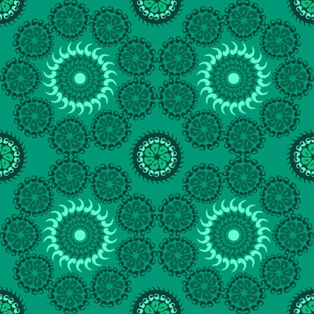 fragmentation: Abstract hand-drawn ethno pattern, tribal background. Pattern can be used for wallpaper, web page background, others. Vintage tribal texture. Raster version