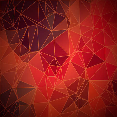 fragmentation: Abstract background from triangles  Vintage abstract pattern  Design concept  Vintage background  Geometric texture  Geometric background  Raster version
