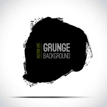 grunge shape: Abstract vector grunge background, Grunge design element, Grunge shape, vector illustration.