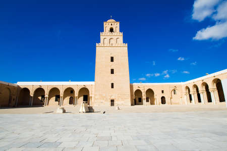 Great Mosque of Kairouan (Mosque of Uqba), Tunisia photo