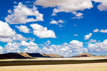 Namib Naukluft in Namibia, Africa Stock Photo