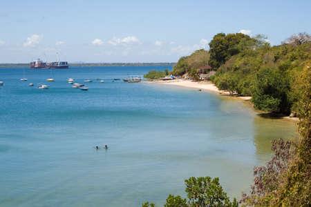tanga: Bay a Tanga in Tanzania