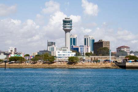 Dar es Salaam, Waterfront Editorial
