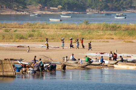 Daily Life at Lake Malawi