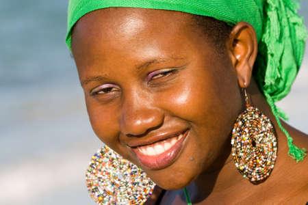 uganda: Portrait of Uganda Woman