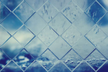 cutglass: Glass Pattern Ice Background