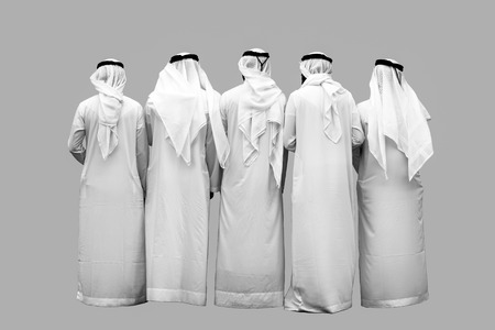 arab group of unknown persons