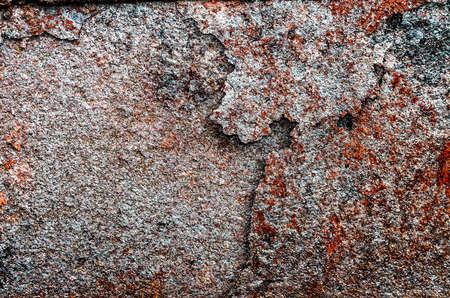 steel sheet: old metal iron rust background and texture