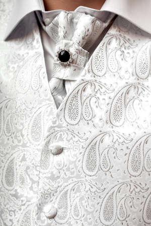 tie of the groom  Stock Photo - 11541729